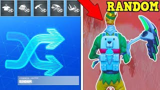 10 RANDOM SKIN COMBOS #4! (Weird Skin Combos!) | Fortnite Battle Royale!