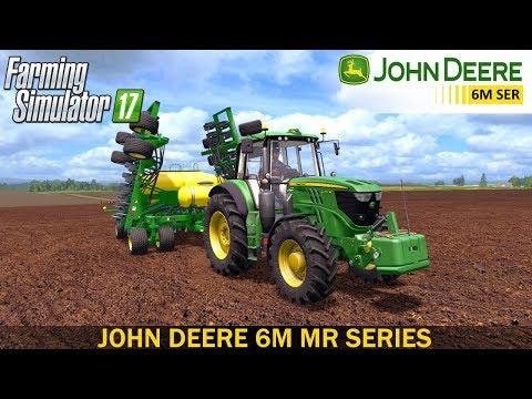 John Deere 6M Large Frame v5.0