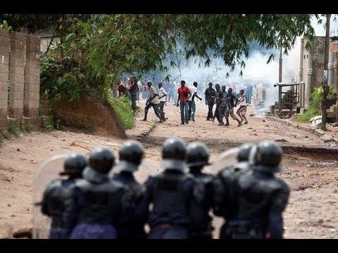 TÉLÉ 24 LIVE: Les musulmans de la RD. Congo sont en colère à cause d'un arrêté de la ministre de la justice et des Droits humains