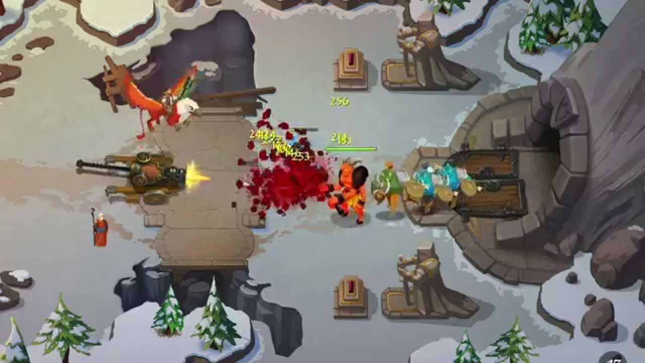 FDG's Tower Defense Title 'Crystal Siege' Still Alive and Kicking, Heading to iPad in Q4 this Year