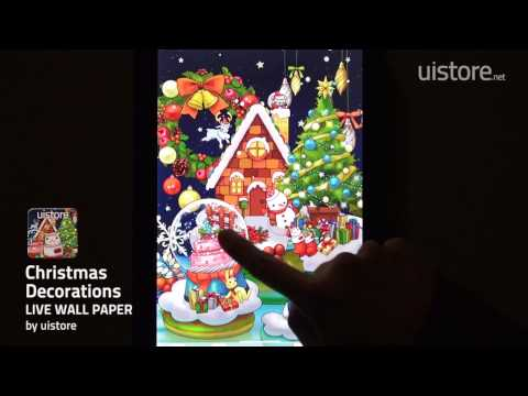 Video of Christmas Decorations [FL.ver]