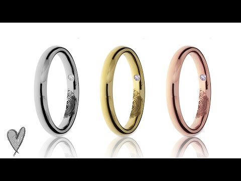 HOW IT´S MADE - LOVE MARK (WEDDING BANDS)