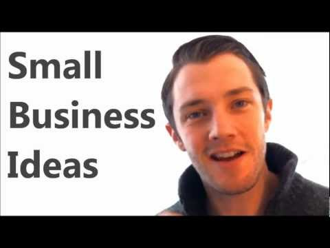 Small Business Ideas – MUST SEE!!.. The Best Small Business Ideas