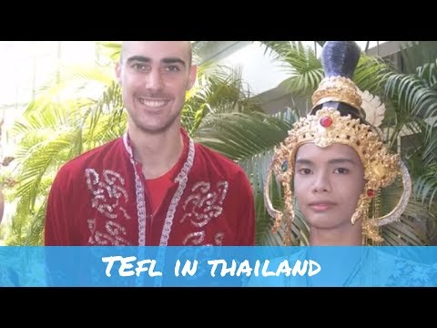 Thailand – The life of a teacher
