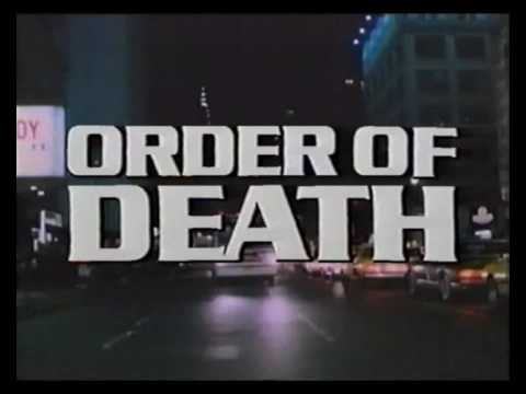 Copkiller (aka: Order of Death - 1981) - Trailer