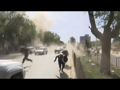 Tag der Gewalt in Afghanistan - Anschläge in drei Städten