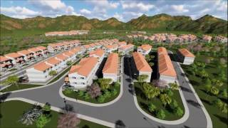 A major new development is underway to resettle the hundreds of residents who lost their homes after tropical storm Erika wreaked devastation across the island ...