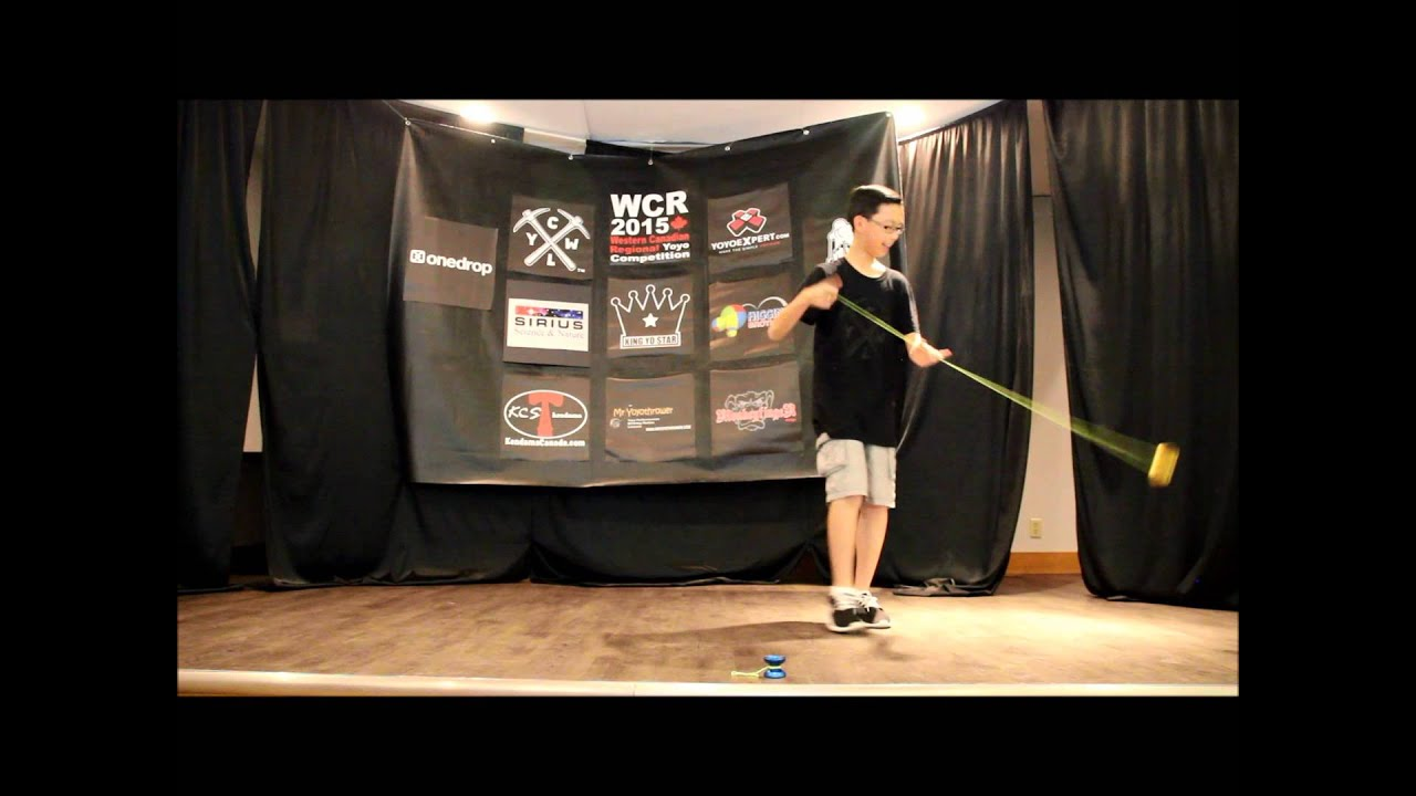 Videos from Western Canadian Regionals #yoyoskills