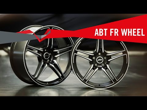 The new ABT FR wheel