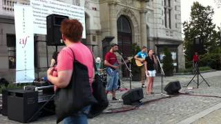 Video Klec (live)