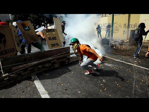 Βενεζουέλα: Κλιμακώνονται οι κινητοποιήσεις κατά Μαδούρο