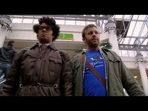 The IT Crowd - Series 4 - Episode 5 - Moss and Roy's Shopliftin' Spree