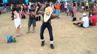 Old Man Killin' It @ EDC Orlando 2013