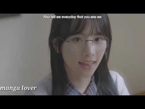 Short love story || Good Morning Double Decker Bus - Hindi mix korean thai mix