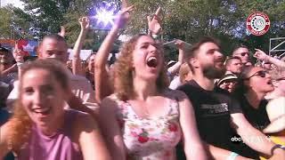 blink-182 live at Good Morning America (PRO SHOT)
