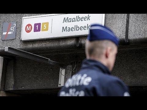 Συνεχίζεται το ανθρωποκυνηγητό στις Βρυξέλλες