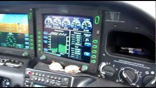 Cirrus SR22 Instrument Approaches