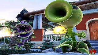 Gamescom 2013 Trailers - Plants vs Zombies Garden Warfare Zombie Gameplay Cinematic Trailer 【HD】