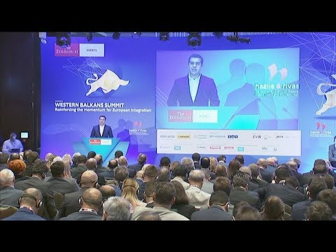 Αλ. Τσίπρας: Η Ελλάδα με τη Συμφωνία των Πρεσπών να αναλάβει ηγετικό ρόλο στα Βαλκάνια