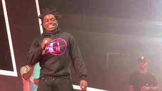 Video Bryson Tiller Brings out Kodak Black at the Set It Off Tour in Miami MP3, 3GP, MP4, WEBM, AVI, FLV September 2018