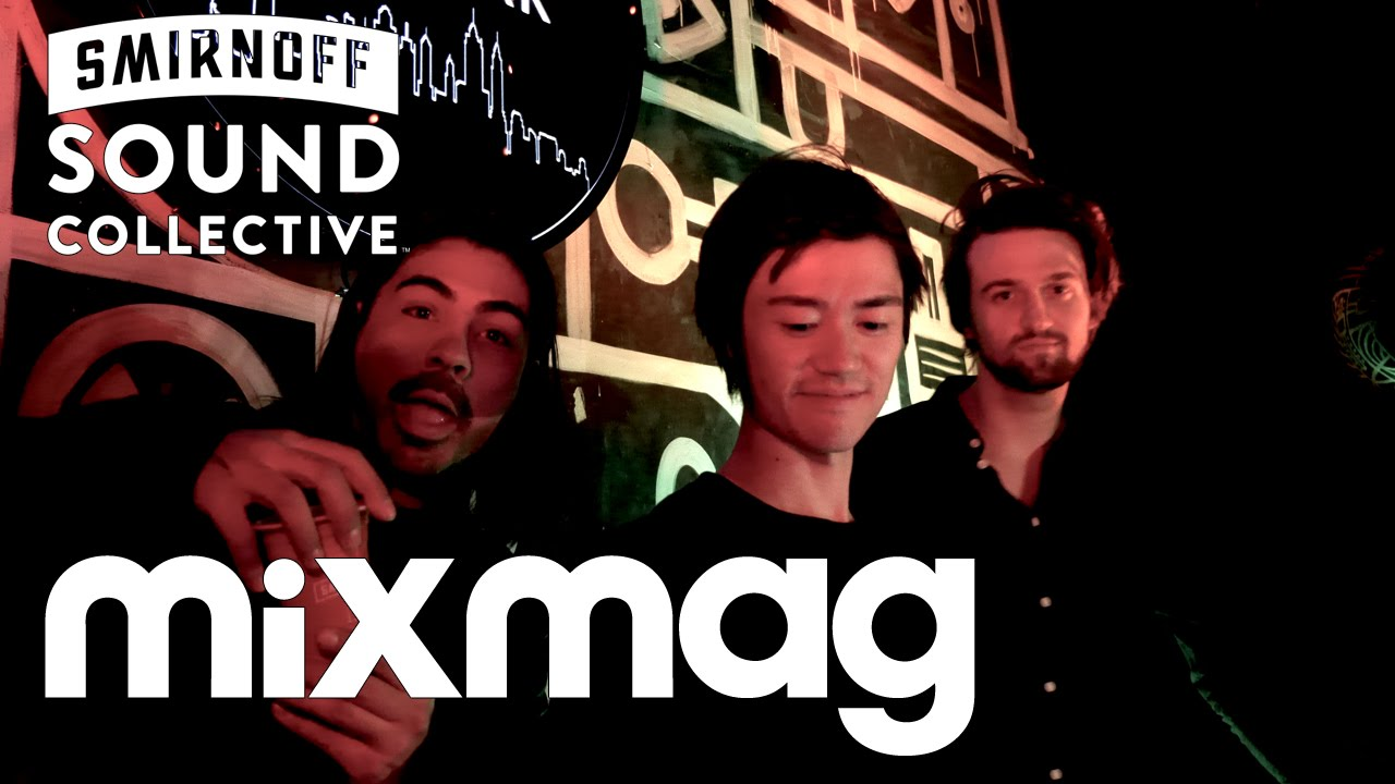Autograf - Live @ Metaphysical Tour Launch in Mixmag Lab NYC 2016