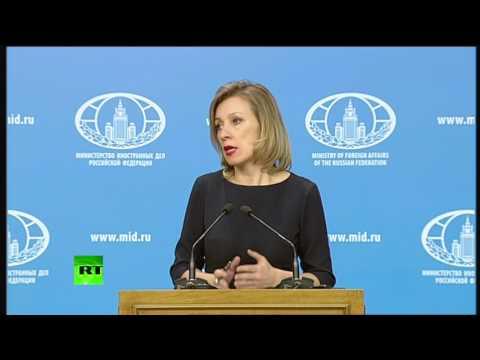 Захарова прокомментировала ситуацию с аккаунтом RТ в Fасеbоок - DomaVideo.Ru