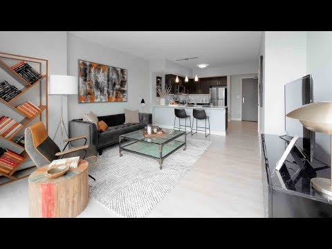 Tour a 1-bedroom model at River North's new Niche 905