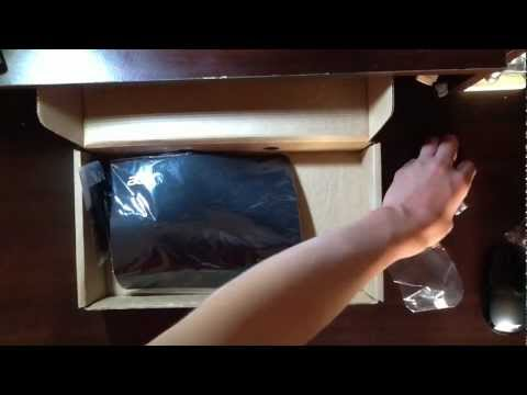 Acer Aspire M3970 Unboxing