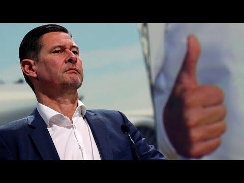 Ο οικονομικός διευθυντής της Airbus στο Euronews