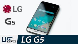 El LG G5 cuenta con una pantalla QHD de 5.3 pulgadas, procesador Snapdragon 820, 4GB de RAM, 32GB de almacenamiento interno expandible, cámara trasera dual de 16 MP y 8 MP de ángulo amplio que pueden ser utilizadas en conjunto o de forma independiente, y corre Android 6.0 Marshmallow.El LG G5 plantea el diseño más radical de la serie G, optando por un chasis metálico, desechando el diseño de controles en la parte posterior del smartphone y con una ranura que permite extraer su batería e insertar una serie de accesorios.◉ Video también disponible en: http://www.DAIZcorp.com/lg-g5-review-espanol/Redes Sociales: ◢ Twitter @UECenter: http://www.twitter.com/UECenter◢ Página de Facebook:http://www.facebook.com/UleadEstudioCenter◢ Página web: http://www.DAIZcorp.com___UECenter de DAIZcorp.