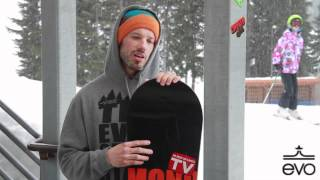 2013 CAPiTA Stairmaster Snowboard Review