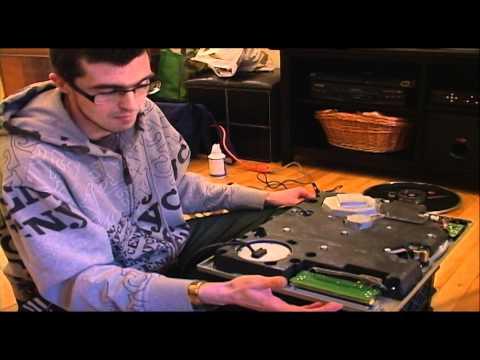 Self-Grounding a Technics 1200 Turntable