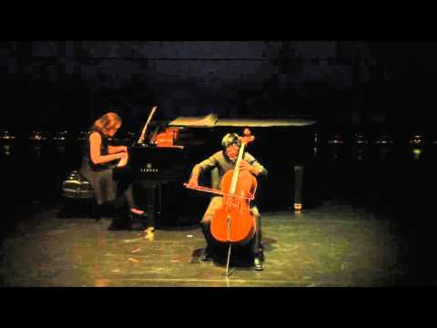 Kaye Otake | Music/Violoncello | 2016 YoungArts New York