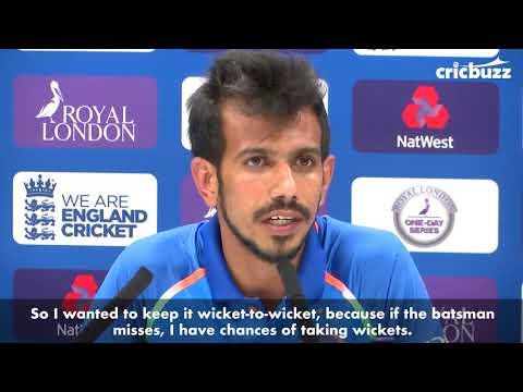 Video Virat Kohli's wicket was the turning point - Yuzvendra Chahal download in MP3, 3GP, MP4, WEBM, AVI, FLV January 2017