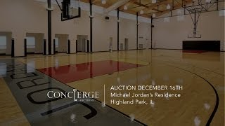 Michael Jordan's Mansion Is Up For Auction And It's Amazing