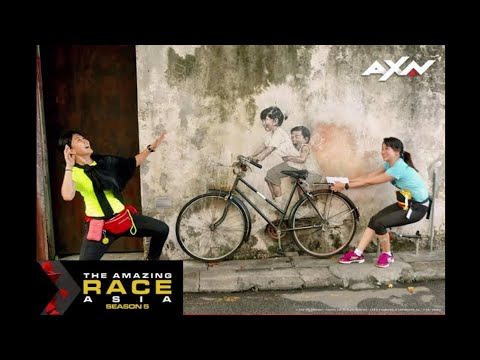 The Amazing Race Asia S05E03 - The Value of Insurance