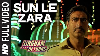 Nonton Official  Sun Le Zara Full Video Song   Singham Returns   Ajay Devgn  Kareena Kapoor Film Subtitle Indonesia Streaming Movie Download