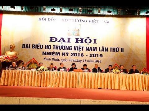 Đại hội Đại biểu họ Trương Việt Nam lần thứ II - Nhiệm kỳ 2016 - 2019