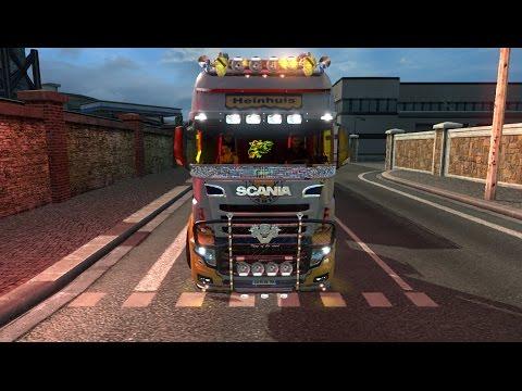 Scania R&S v 7.0 [1.26] v7.0