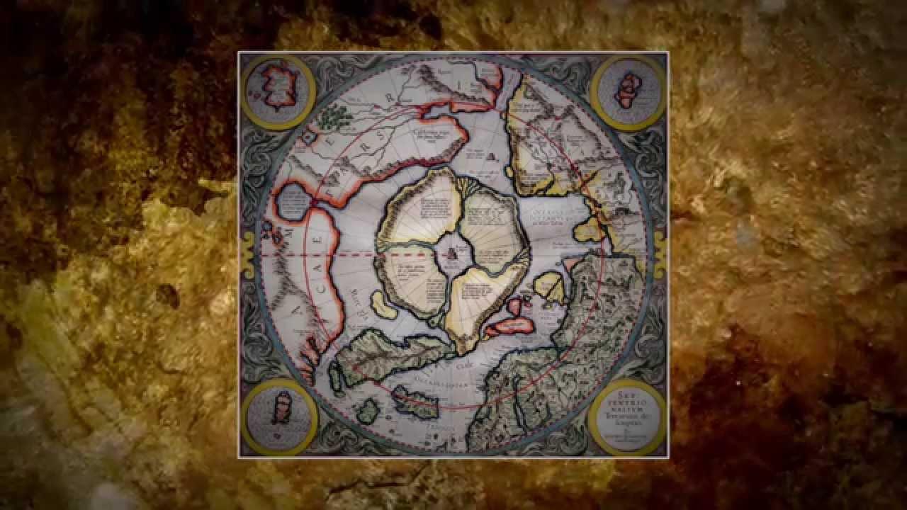 Смотреть онлайн: 4-й съезд РОИПА: Полярные континенты на средневековых картах. Андрей Жуков