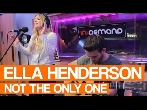 Tekst piosenki Ella Henderson - I'm Not The Only One (cover) po polsku