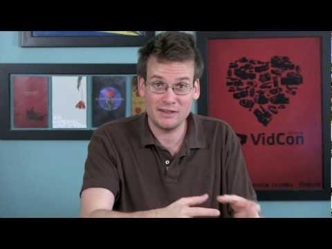 John Green - Are you ready for a Nerdy Valentines Day? http://bit.ly/WekHqK In which John answers the oft-asked question,