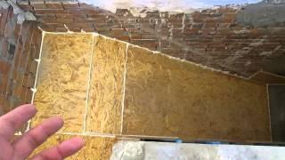 Изготовление бетонной лестницы. ч.3
