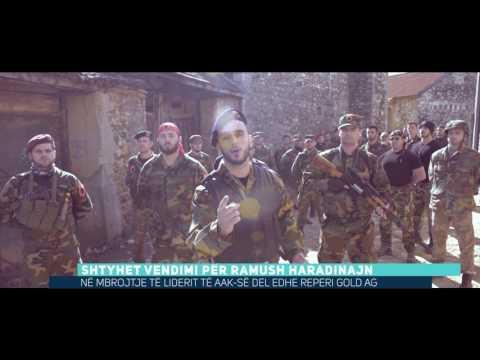 Në mbrojtje të Ramushit del edhe reperi Gold AG (Video)