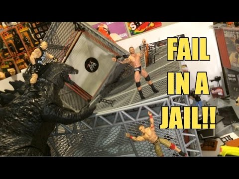 wrestling - LAST YEARS Fail in a Jail: https://www.youtube.com/watch?v=Ll-IWxTgyCw Save 10% on your wrestling figures with Coupon Code