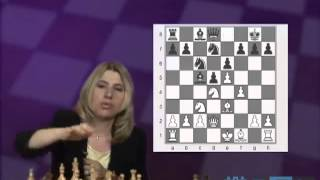 Mastering the French Defense - The MOST CRITICAL variations for black (GM Susan Polgar)