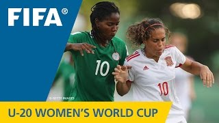 Nov 20, 2016 ... MATCH 19: NIGERIA v SPAIN - FIFA Women's U20 Papua New Guinea 2016. nFIFATV. Loading... Unsubscribe from FIFATV? Cancel