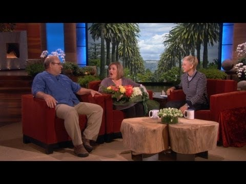 Video: Ellen's Sweet Surprise