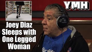 Joey Diaz Sleeps With One Legged Woman - YMH Highlight