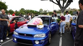 16 Year Old Girl Gets A New Car by TJ Hunt